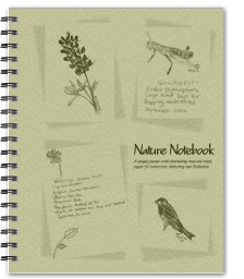 Nature Notebook Image